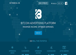 Bit Media Ad Network Review || Bitmedia.io bitcoin advertising network review