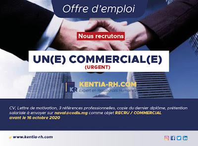 Un(e) Commercial(e)