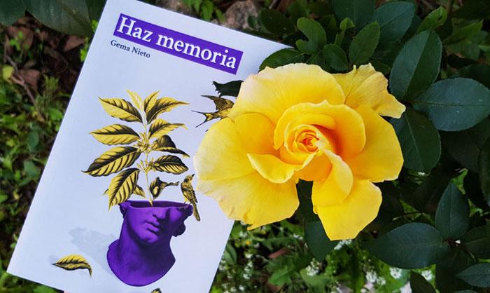 Haz Memoria, de Gema Nieto (Dos Bigotes)
