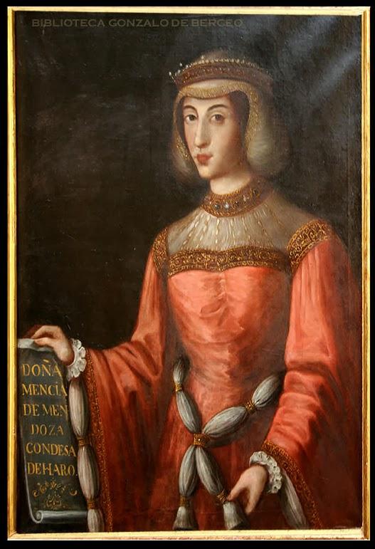 Doña Mencía de Mendoza