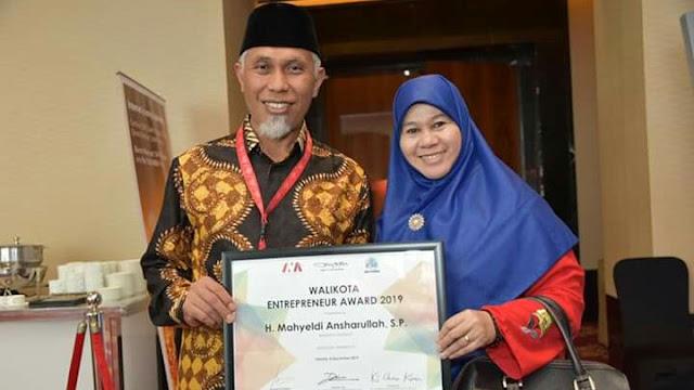 Sulit Mengingat Prestasi Mahyeldi Selama Memimpin Kota Padang