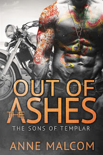 Out of the ashes   The sons of templar #3   Anne Malcom