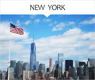 My Travel Background : City Guide New York