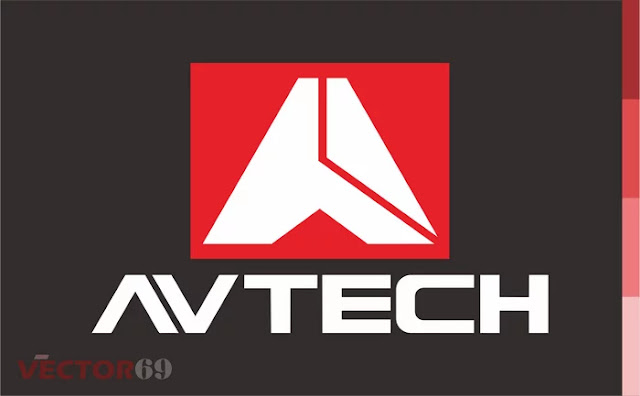 Avtech (Adventure Technology) Logo - Download Vector File PDF (Portable Document Format)