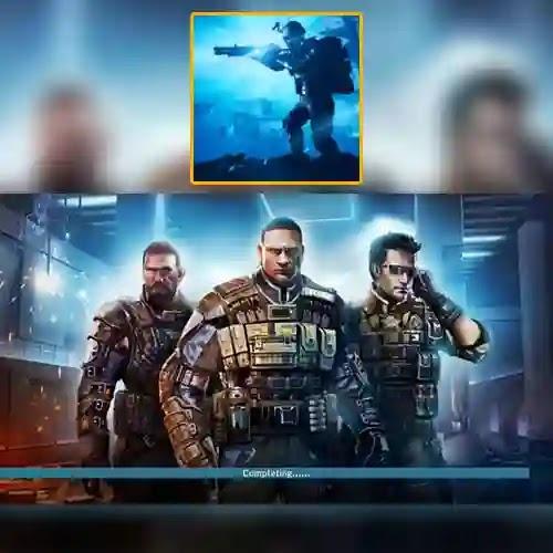 في لعبة Squad Conflicts يمكنك الاختيار من بين 4 انماط مختلفة بما في ذلك Engineer و Heavy و Sniper و Medic والذهاب للمعارك