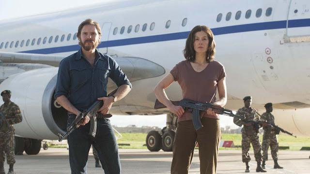 Análise Crítica - 7 Dias em Entebbe