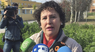 Indultada María Salmerón por incumplimiento de visitas