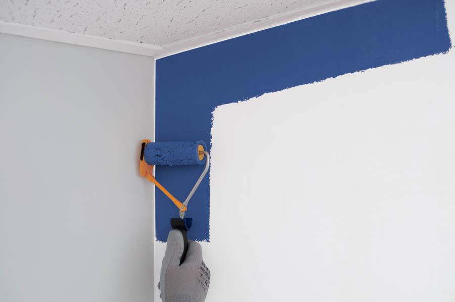 Consejo para pintar techos y paredes el recorte - Como pintar el techo ...