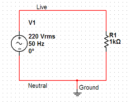 WHAT IS THE DIFFERENCE BETWEEN LIVE, GROUND AND NEUTRAL
