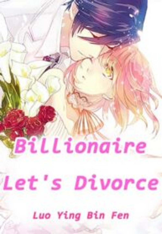 Billionaire, Let's Divorce Novel Chapter 21 To 25 PDF