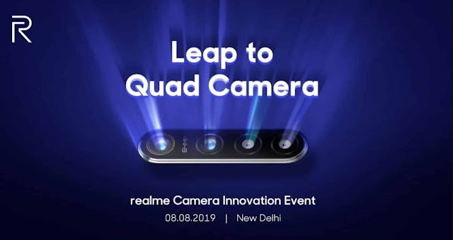RealMe: 64MP Smartphone Already Has Official Release Date