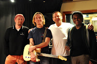 Jeff Kazee GE Smith Simon Kirke Wilbur Bascomb Threshold Recording Studios NYC