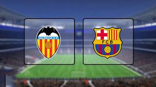 مشاهدة مباراة برشلونة وفالنسيا بث مباشر 14-09-2019 الدوري الاسباني