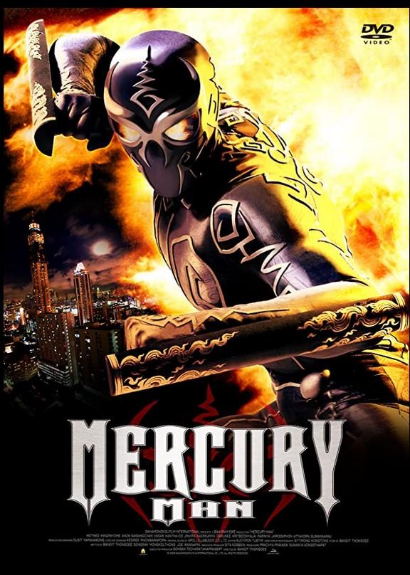 Mercury Man (2006) Hindi Dual Audio 480p BluRay x264 ESubs 350MB