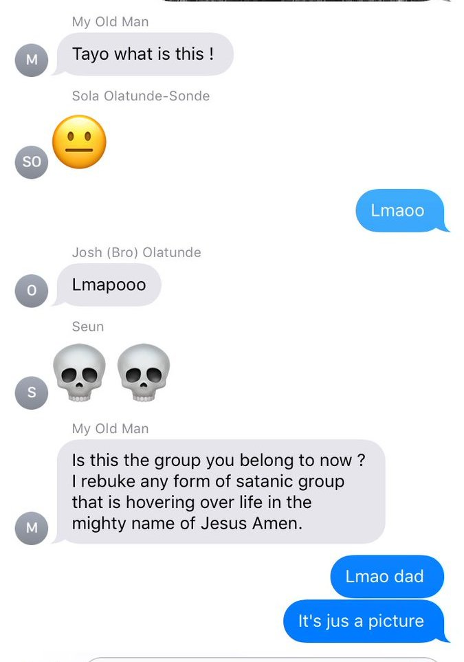 group chat names