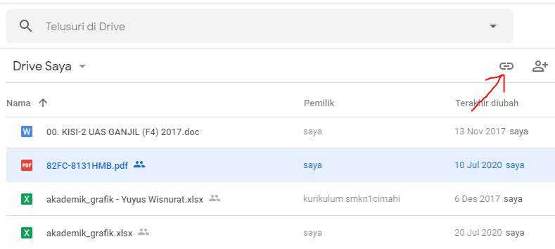 Cara Memberi Akses File Google Drive Untuk Publik Tutorial Okeguru