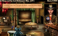 Videojuego Al Emmo and the Lost Dutchman's Mine