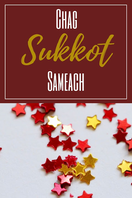 Happy Sukkot Festival Greeting Card | Feast Of Tabernacles | Chag Sukkot Sameach | 10 Free Beautiful Greeting Cards