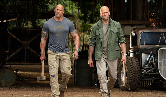 Watch Fast and Furious: Hobbs & Shaw (2019)