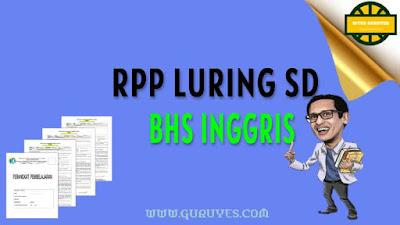 halaman ini dapat anda download Juga Contoh RPP Bahasa Inggris  Free Download RPP 1 Lembar Bahasa Inggris Kelas 1 SD K13 Semester 1