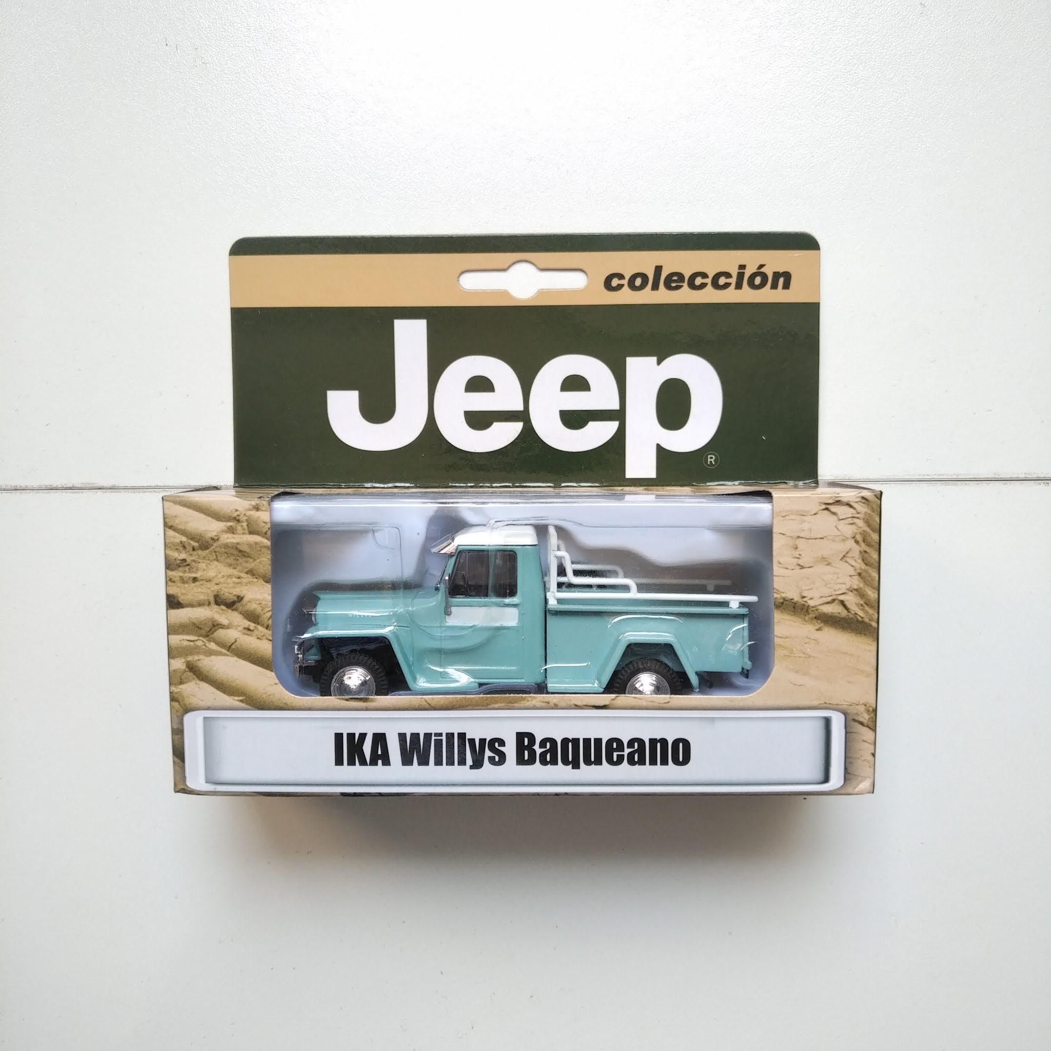 coleccion jeep