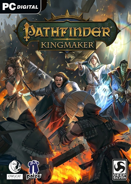 تحميل لعبه  Pathfinder: Kingmaker  Imperial Edition v1.0.0  DLCs للكمبيوتر