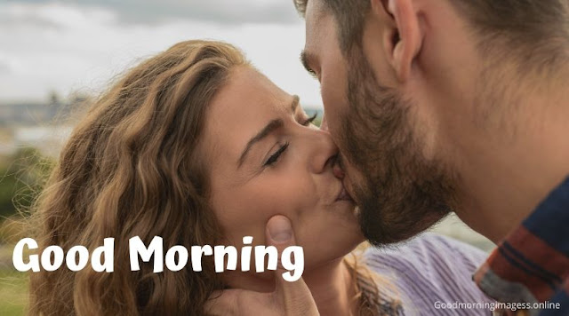 Good Morning Kiss Images For Love Download