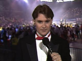WCW Capital Combat 1990 - Tony Schiavone