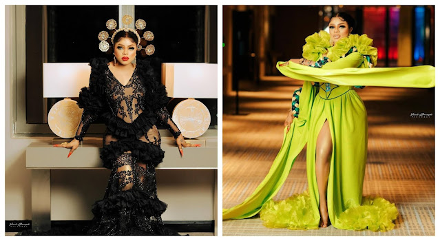 Bobrisky at 30: Crossdresser Shares his Fourth birthday look as he vows to spend N7M on his birthday Photoshoot