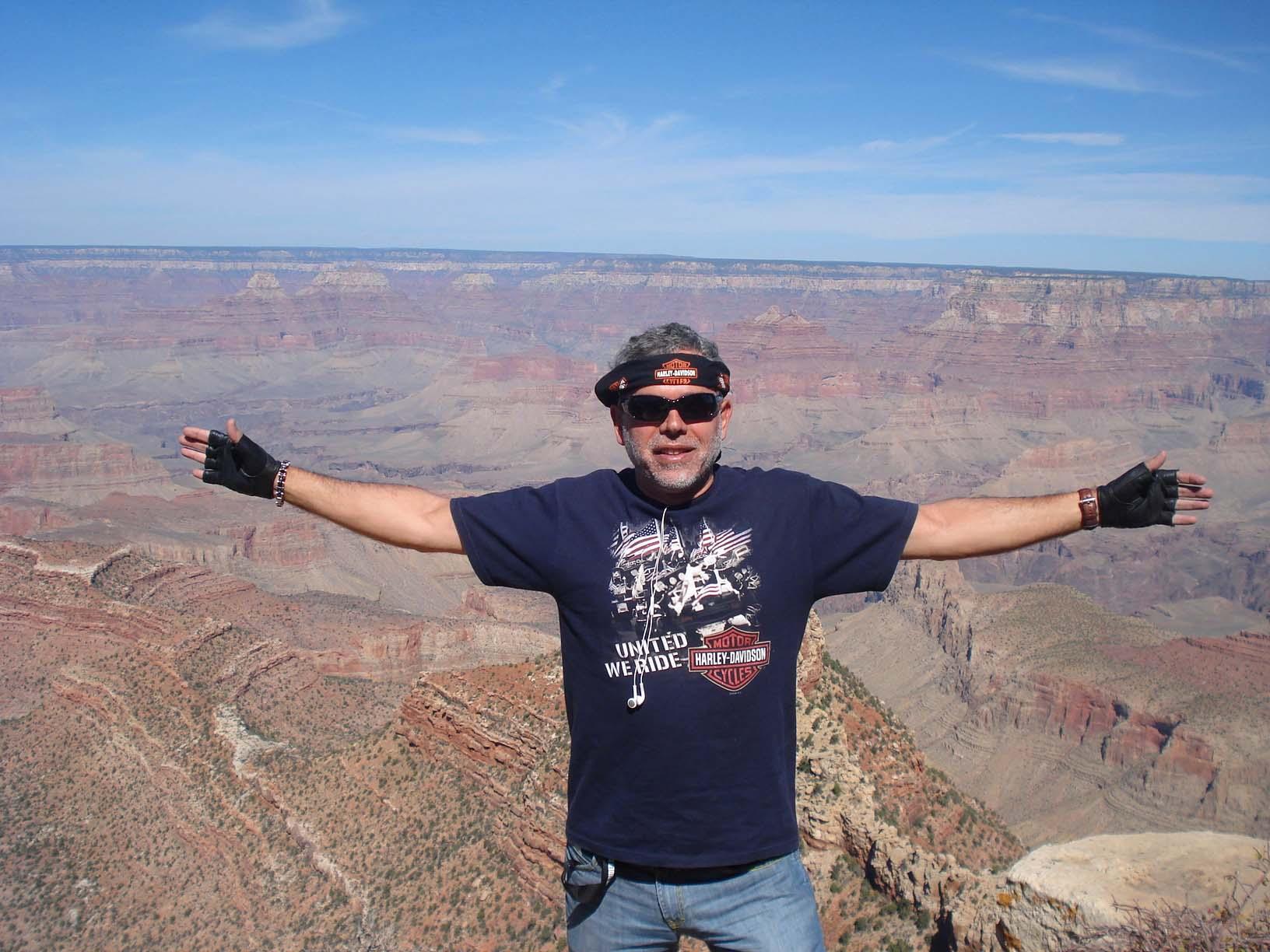 Grand Canyon, Rota 66, EUA.