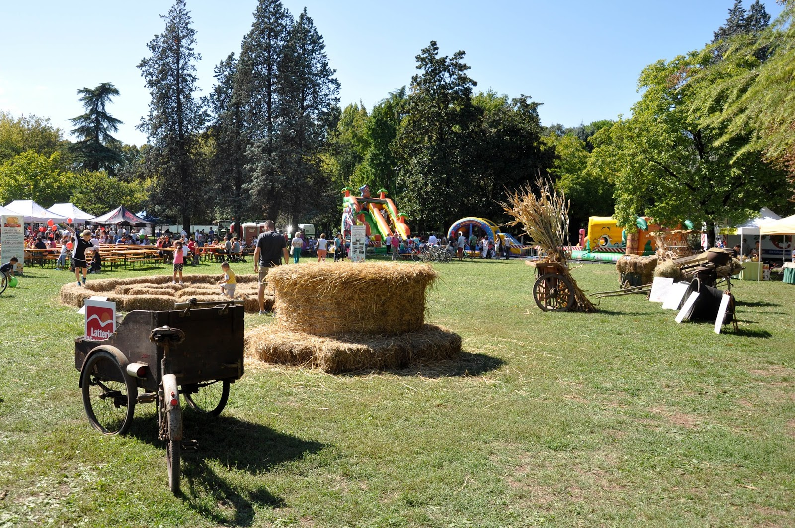 The farm fair, Vicenza, Italy