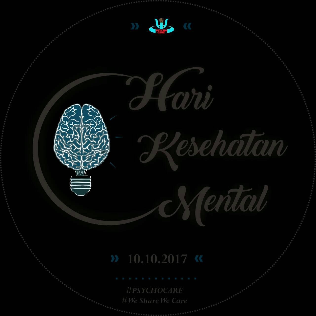 Psychocare Peringati Hari Kesehatan Mental Dengan Bunuh Diri Lpm Psikogenesis
