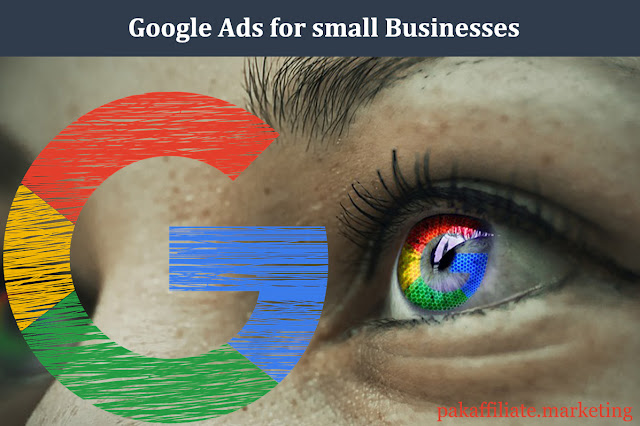 Google ads for small businesses