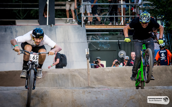 SRAM presents: Zero To Sixty: Ultimate Pump Track Challenge Tomas Lemoine