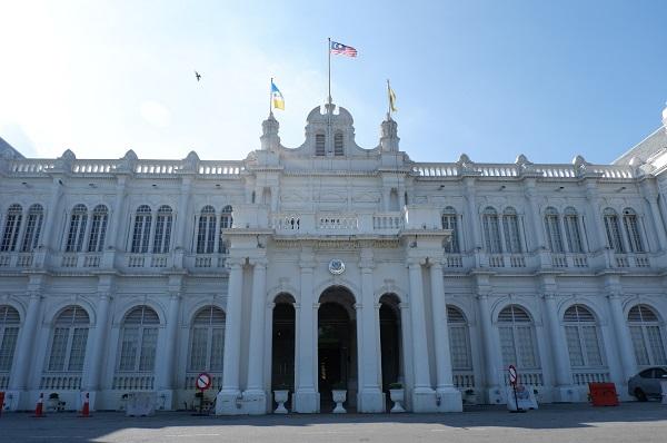 Espalanade Penang 2020