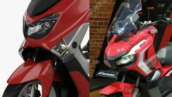 Perbandingan Honda ADV 150 dengan Yamaha Nmax