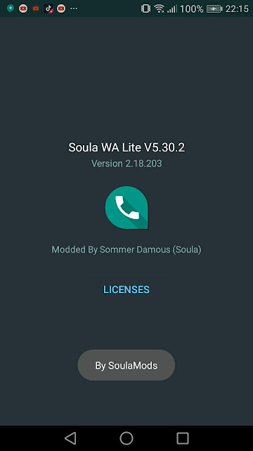 Soula Mod WhatsApp latest Version 5.30.2