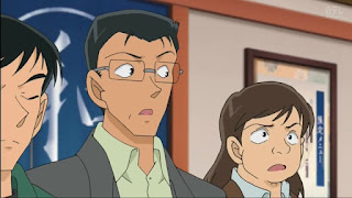Hellominju.com : 名探偵コナン アニメ 第992話『江口拓也』 |  Detective Conan Ep.992 | Hello Anime !