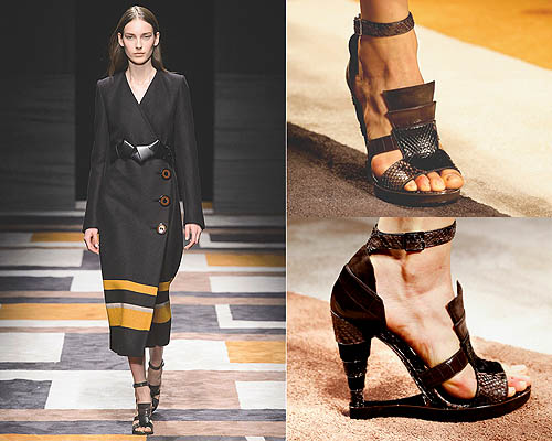 Model Wedges Trend 2015-2016