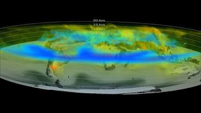La NASA pot millorar els futurs satèl·lits d'observació de rius