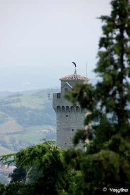 La Terza torre di San Marino detta Torre Montale