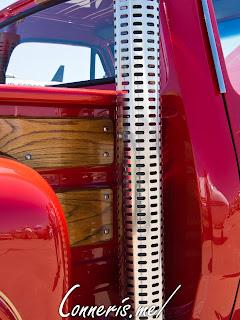 1979 Dodge D150 Lil Red Express Bed Stacks Detail