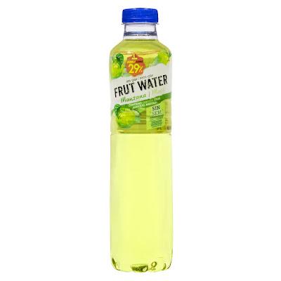 Refresco frut water manzana Hacendado