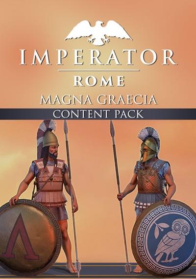 โหลดเกมส์ Imperator: Rome - Magna Graecia Content Pack