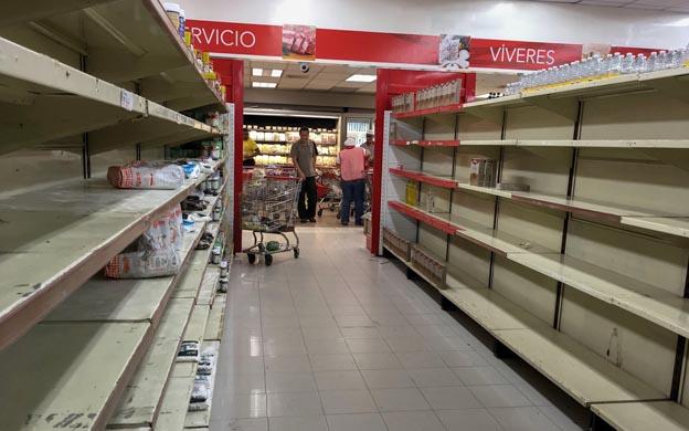 Zulia : Cesta básica ya está en 112 millones - Sueldo mensual no llega a los 4 millones