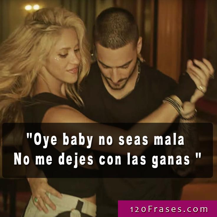 Frases De Shakira Chantaje 120 Frases