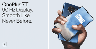 OnePlus 7T smartphone launched in India, know price and specifications