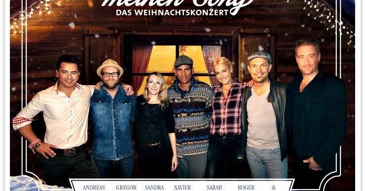 Adiamomusic Sing Meinen Song Das Weihnachtskonzert
