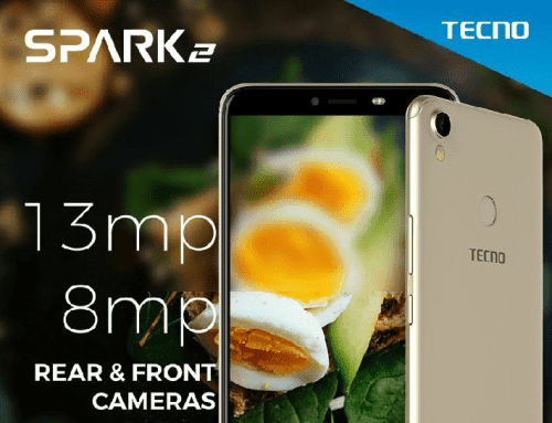 Tecno Spark 2 With Face Unlock, 6 Inches 3500mah Battery (Specifications)