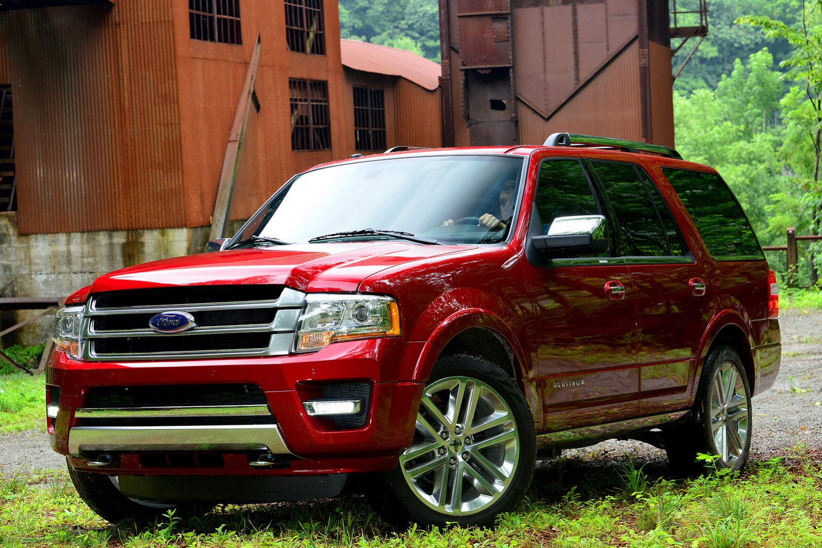 Ford Confirms Next Expedition Will Get Aluminum Body Arrives In